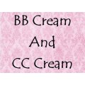 BB Cream and CC cream