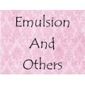 Emulsion and others