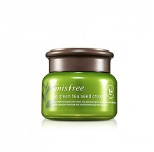Innisfree Green Tea Seed Cream 50ml (2018 NEW)