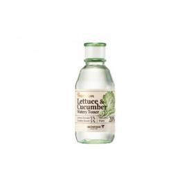 Skin Food Premium Lettuce & Cucumber Watery Toner 180ml