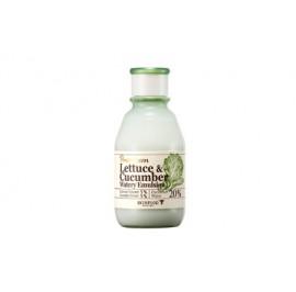 Skin Food Premium Lettuce & Cucumber Watery Emulsion 180ml