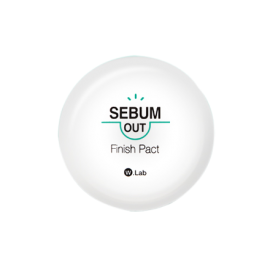 W.Lab Sebum Out Finish Pact 9.5g