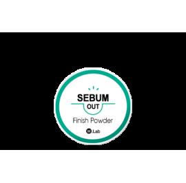 W.Lab Sebum Out Finish Powder 10g