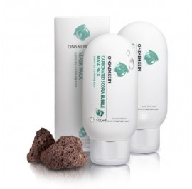 Onsaemeein Carbonated Scoria Bubble Mask Pack 100ml
