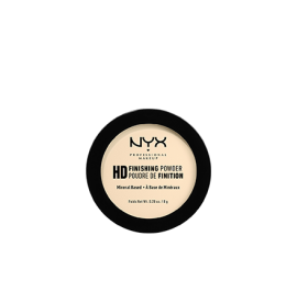 NYX High Definition Finishing Powder (#Banana )