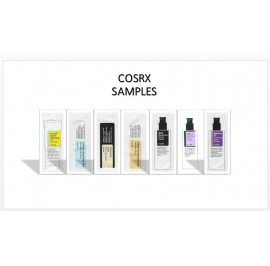 Cosrx Samples 10 Types to choose (10 pieces)
