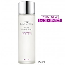 Missha Time Revolution The First Treatment Essence 150ml [Intensive Moist]
