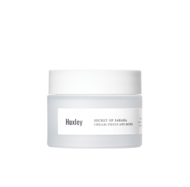 Huxley Cream; Fresh and More 50ml