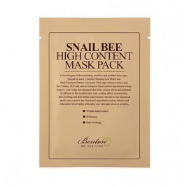 Benton Snail Bee High Content Mask 20g (1pc)