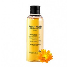 Natural Pacific Fresh Herb Calendula Tincture Toner 200ml