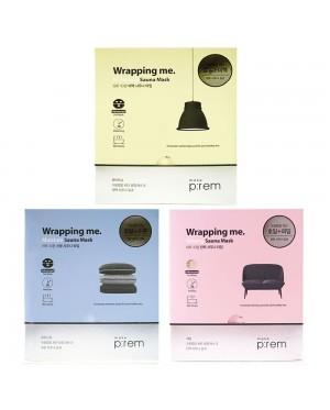 Make P:rem Wrapping Me Sauna Mask (3 types to choose)