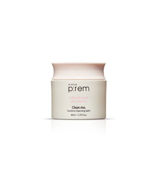 Make P:rem Clean Me Vaseline Cleansing Balm 80ml