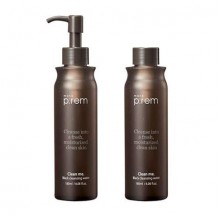 Make P:rem Clean Me Black Cleansing Water 180ml x2