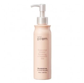 Make P:rem Wonderful Me In Shower Face Pack 180ml